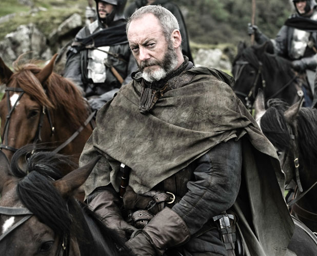 GAME OF THRONES, Liam Cunningham, 'Garden of Bones', (Season 2, ep. 204, airing April 22, 2012)