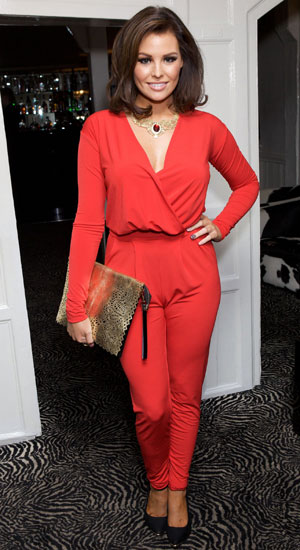 Jessica Wright, Dr Leah Clinics Launch Party at Sheesh, Essex, Britain - 18 Feb 2014