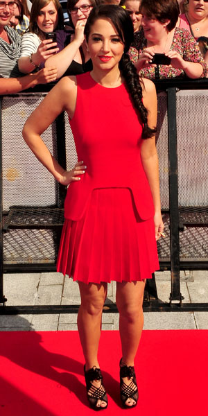 Tulisa Contostavlos, The X Factor auditions in Liverpool Liverpool, England - 13.07.11