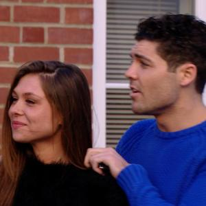TOWIE: Fran Parman and Tom Pearce go on a date (2 March 2014)