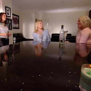 TOWIE: Danielle Armstrong talks about boyfriend James Lock with Jessica Wright, Carol and Nanny Pat (2 March 2014)