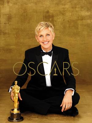 The Oscars, Ellen DeGeneres, Sun 2 Mar