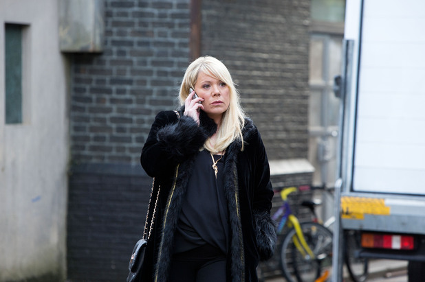EastEnders, will Sharon call the police? Tue 4 Mar