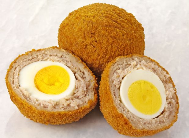 Woman stole £1.65 pack of Scotch eggs
