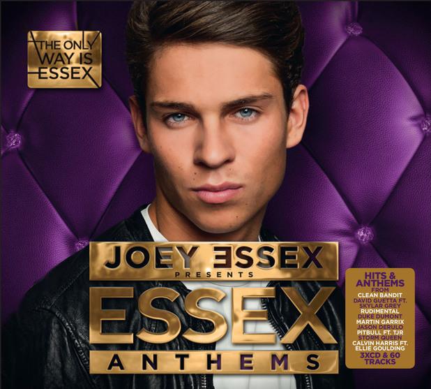 Joey Essex releases album Joey Essex presents Essex Anthems - 26 Feb 2014