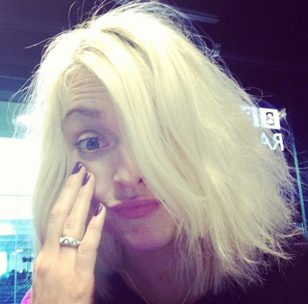 Fearne Cotton shares 'bad hair' snap