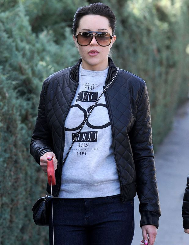 Amanda Bynes out and about, Los Angeles - 08 Dec 2013
