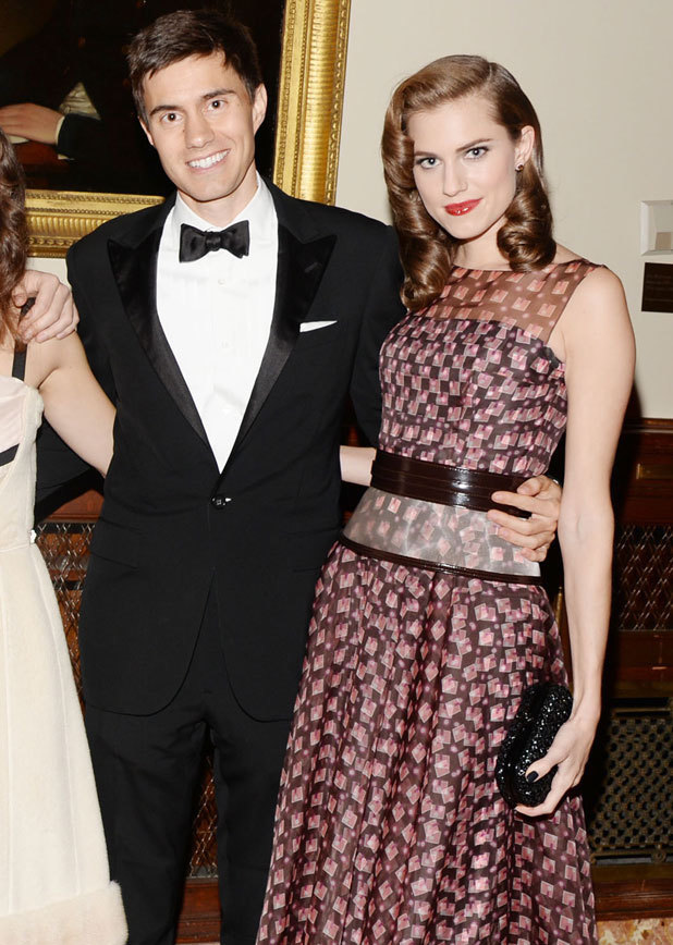 allison williams and ricky van veen celebrities who have