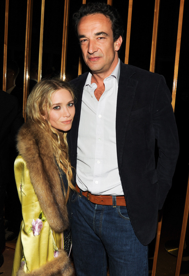 Mary-Kate Olsen and Olivier Sarkozy attend Costume Institute Gala Benefit celebrating the Punk: Chaos To Couture exhibition After Party, New York, America - 06 May 2013