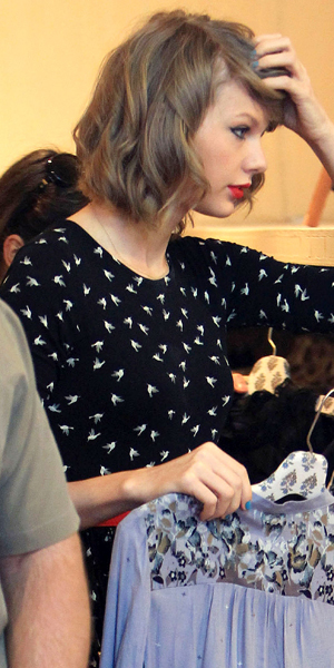 Taylor Swift and Lorde out in Los Angeles on 23 February 2014