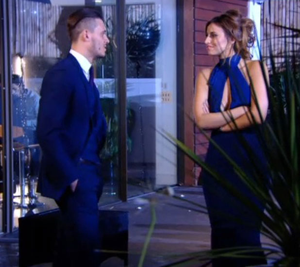 TOWIE series eleven, episode one: Charlie Sims and Ferne McCann, aired 23 February 2014