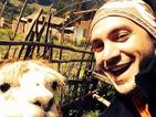 Kirk Norcross meets locals, takes animal selfie on Peru charity trek