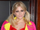 Pixie Lott rocks rainbow jacket at Lesbian and Gay Switchboard Party