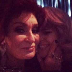 Kelly Osbourne and Sharon Osbourne at 22nd Annual Elton John AIDS Foundation Academy Awards Viewing/After Party LA - 2.3.2014