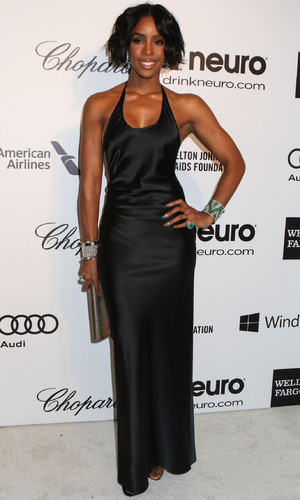 Kelly Rowland at 22nd Annual Elton John AIDS Foundation Academy Awards Viewing/After Party - 2 March 2014