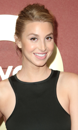 Whitney Port, QVC presents the 5th annual 'Red Carpet Style - Live from L.A.' at the Four Seasons Hotel - Arrivals, 28 February 2014