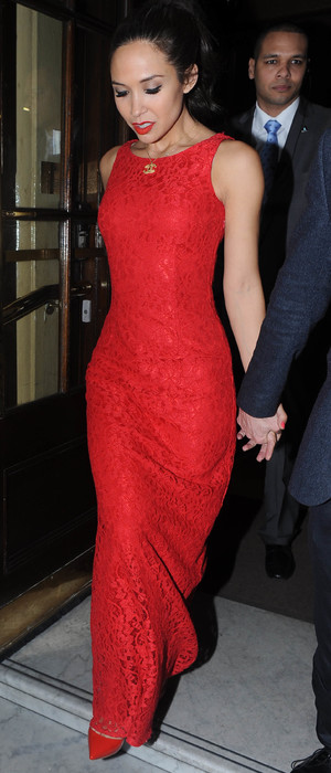 Myleene Klass at the Lesbian and Gay Switchboard 40th Birthday Party in London, Britain - 6 March 2014