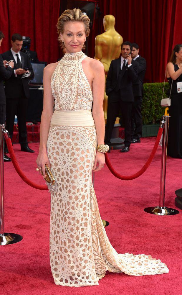 Portia de Rossi dress