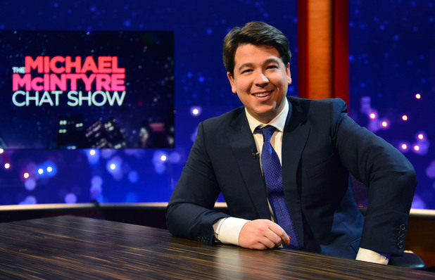 The Michael McIntyre Chat Show, Mon 10 Mar