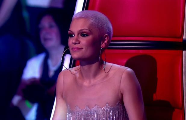 The Voice UK live final shown on BBC1 HD - 24.6.2013 Jessie J