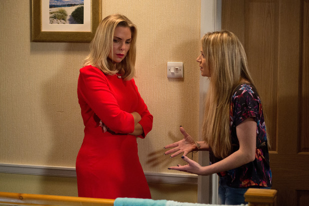 EastEnders, Ronnie confesses, Thu 6 Mar