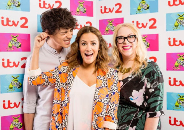 Caroline Flack to host new ITV2 show Viral Tap alongside Matt Richardson and Carly Smallman - 5 March 2014