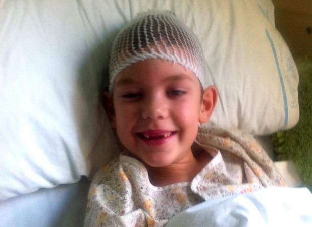 Saving Jake Rose, needs ground-breaking treatment to combat seizures