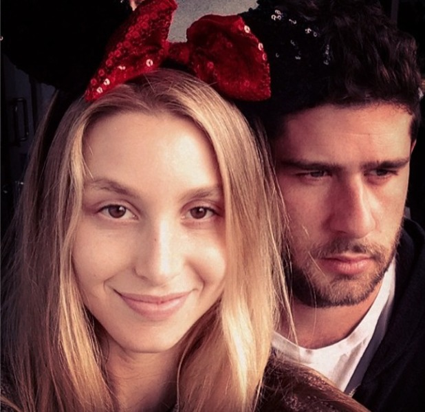 Whitney Port wearing no make-up, 5 March 2014