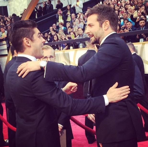 Oscars 2014: go backstage with the stars!