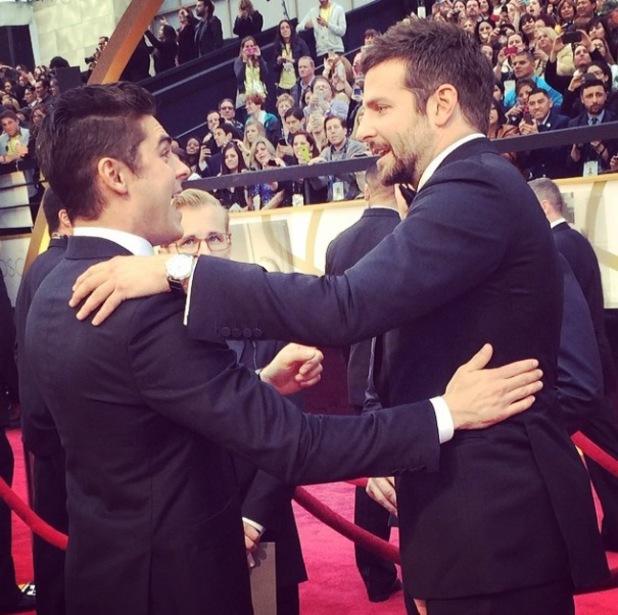 Oscars 2014: go backstage with the stars!
