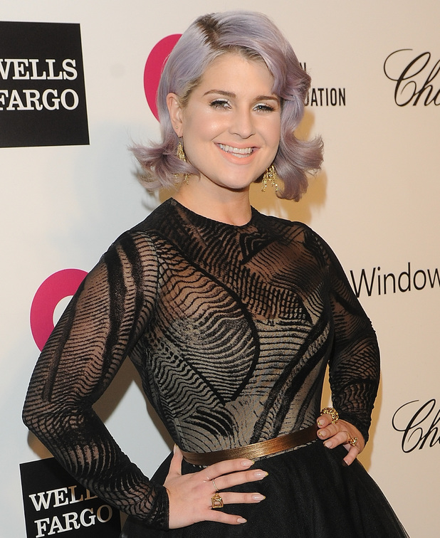 Kelly Osbourne at theElton John Aids Foundation presents 22nd Annual Academy Awards viewing party - Arrivals 03/02/2014 West Hollywood, United States