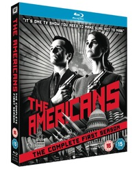 The Americans dvd packshot