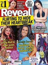 Reveal magazine, issue 10, 2014 - magazine cover