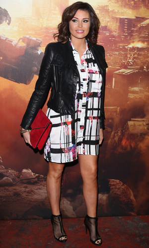 Jessica Wright at Titanfall UK Launch Party at the Boiler House in the Old Truman Brewery. 13 March 2014