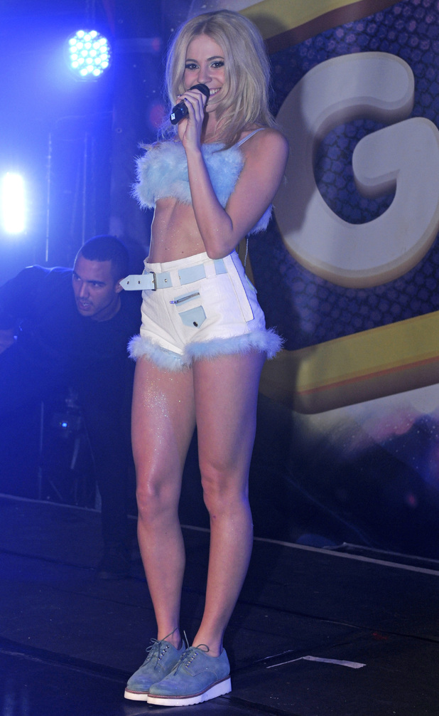 Pixie Lott performs at G-A-Y in London, England - 8 March 2014
