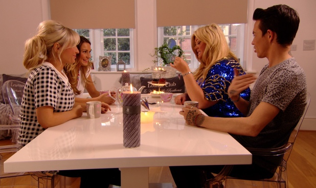 TOWIE: Sam and Billie Faiers with Gemma Collins and Bobby Norris Aired: 13 March 2014.