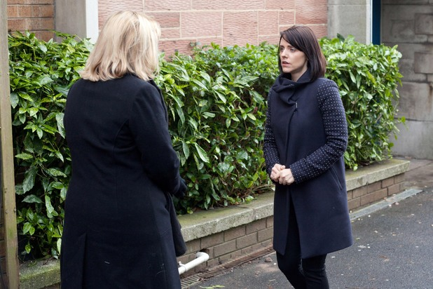 Hollyoaks, Cindy confesses, Tue 18 Mar