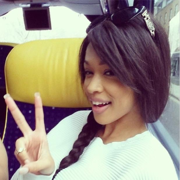 Tamera Foster posts selfie on Instagram, 10 March 2014