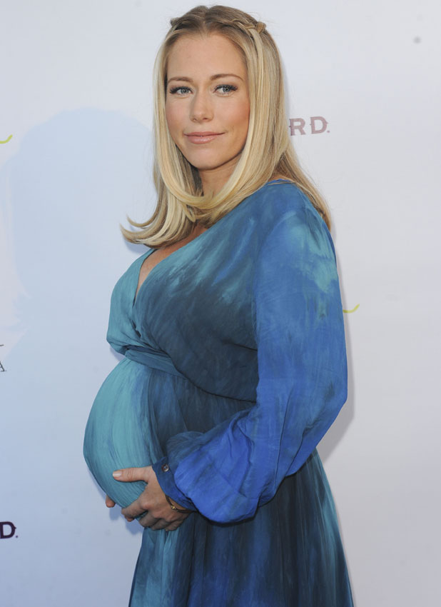 Kendra Wilkinson at Ale by Alessandra Ambrosio Collection launch, LA, 13 March 2014
