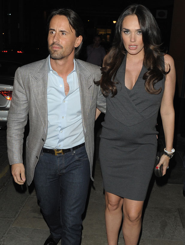 Pregnant Tamara Ecclestone Marks Husband S Birthday As Due