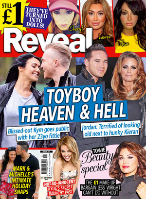 Reveal magazine cover, issue 11, 22 - 28 March 2014