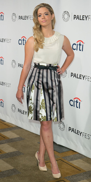 Sasha Pieterse at PaleyFest 2014 in Los Angeles - 16 March 2014