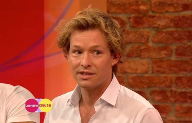 Adam Rickitt talks about Daybreak correspondent and fiancée Katy Fawcett - 17 March 2014