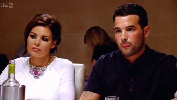 TOWIE episode aired 19 March 2014: Jessica Wright, Ricky Rayment