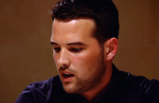 TOWIE episode aired 19 March 2014: Ricky Rayment