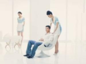 Simon Cowell in Britain's Got Talent advert - 25 March 2014