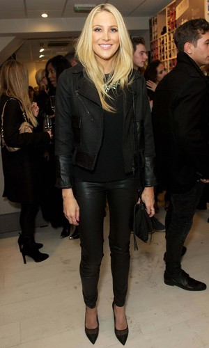 Stephanie Pratt at Freddy store opening, London, Britain - 27 Mar 2014