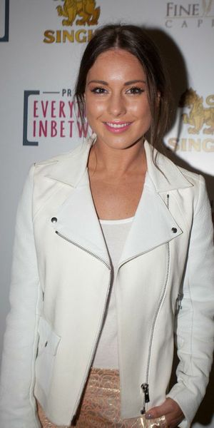 Made In Chelsea's Louise Thompson attends Pacata, Singha's official restaurant launch, 28 March 2014
