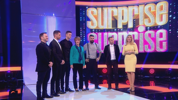 Surprise Surprise Mother's Day Special, ITV, Sun 30 Mar