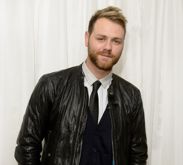 Brian McFadden - 'Dallas Buyers Club' film Premiere, London, Britain - 29 Jan 2014